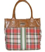 Tommy Hilfiger Plaid Purse