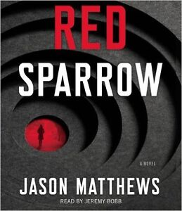 Audio- Red Sparrow, Jason Matthews Kingston Kingston Area image 1