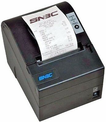 Snbc Btp-r880npv Serial Usb Ethernet Thermal Receipt Pos Printer Black New Model