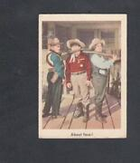 1959 Fleer Three Stooges
