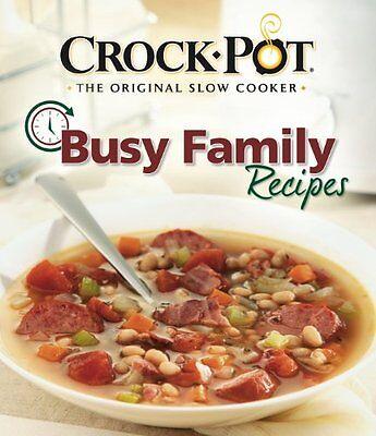 Crock Pot Busy Family Recipes