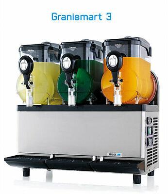 BRAND NEW ITALIAN CARPIGIANI GBG SLUSH MACHINE LT 5X3 GRANISMART SINGLE PHASE for sale  Shipping to Nigeria
