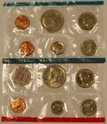 Uncirculated U.S. Mint 1972 US Coin Mint Sets