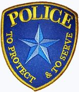 Generic Police Patch
