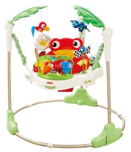 12f91c28ee92 Fisher Price Rainforest Jumperoo