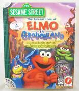 Sesame Street CD ROM