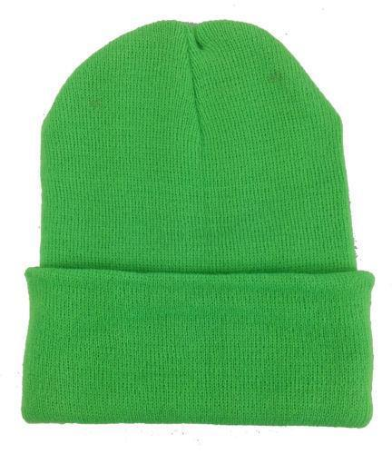 Green Beanie  Clothing 8445676e216