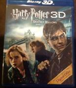 Harry Potter and The Deathly Hallows Part 1 3D