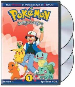 Pokemon Season 1 Dvds Amp Blu Ray Discs Ebay