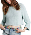 Free People Cropped Nylon Sweaters for Women