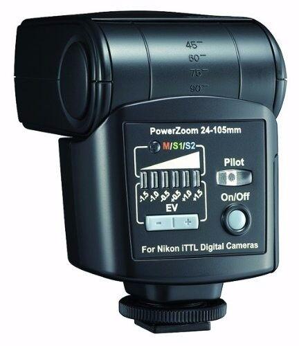 New Nissin Di466 Speedlight for Canon Digital SLR Cameras