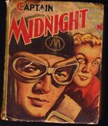 Captain Midnight Book