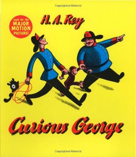 Curious George By H. A. Rey, Margret Rey