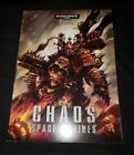 Chaos Space Marines Army Book Warhammer 40K Publications & Rulebooks