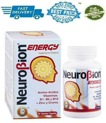 Mejores Pastillas Vitaminas Para Los Nervios Da Enegia Evita El Estres Neurobion 9