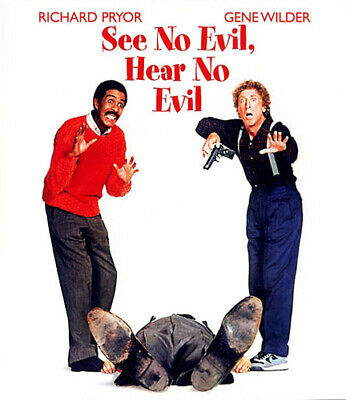 See No Evil, Hear No Evil BLU-RAY (Kevin Spacey See No Evil Hear No Evil)