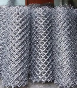 Wanted: Chain Link Fence or Wire Mesh