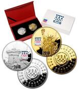 2010 Olympic Coins