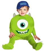 Monsters Inc Mike Costume