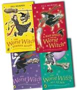 The Worst Witch Book