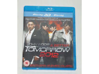 DVD FILM MOVIE JOHN WOO's A BETTER TOMORROW 2012 3D BLURAY BLU RAY DTS BROTHER's