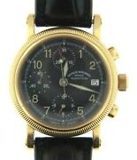 18K Solid Gold Watch
