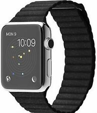 CONFIRMED Preorder Apple Watch 42mm Stainless w/ Black Leather Loop Medium