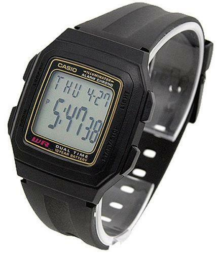 mens casio digital wrist watches ebay