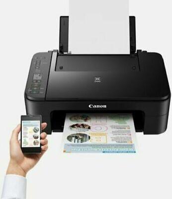 * Neu * Canon Pixma TS3350 AirPrint  Multifunktionsdrucker Scanner Kopierer WLAN