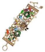 Betsey Johnson Toggle Bracelet