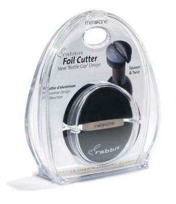 Rabbit Wine Bottle Foil Cutter (Black)