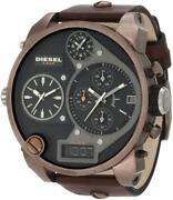 Diesel Watch Men Brown