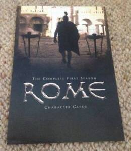ROME SEASON 1 WOODEN COLLECTORS BOX SET Shortland Newcastle Area Preview