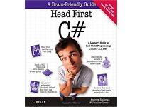 C# programming book
