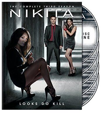 Nikita: Season 3 [DVD] NEW!