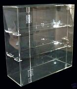 Lockable Display Cabinet