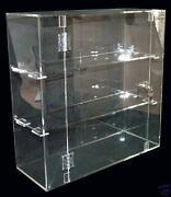 Lockable Display Cabinet