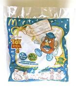 McDonalds Toy Story 2