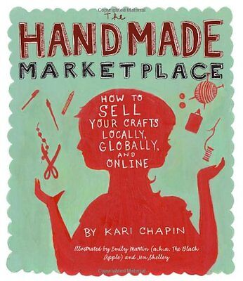 The Handmade Marketplace  How To Sell Your Crafts