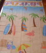 Tropical Curtains
