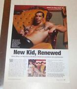New Kids on The Block Clippings