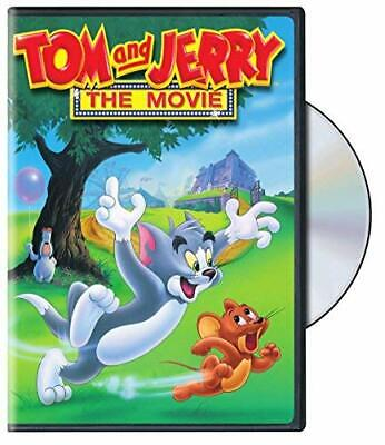 Tom and Jerry: The Movie [DVD] NEW!