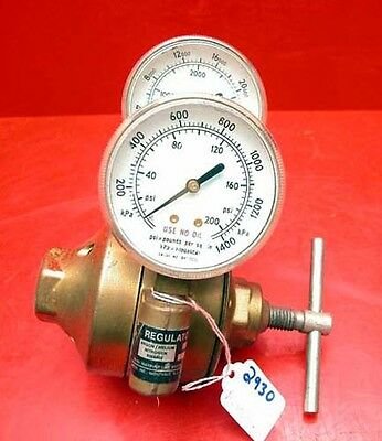 Airco Compressed Gas Regulator Inv.2930