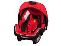 9052c8bb01d Nania Beone Ferrari Group 0+ Car Seat-Corsa