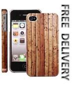 Bamboo Wood iPhone 4 Case
