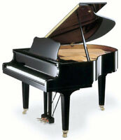 Enroll now for private lessons in piano or guitar in Surrey