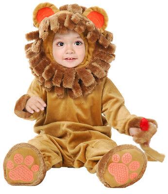 Little Lion Infant Toddler Halloween Costume - Little Baby Lion Halloween Costume
