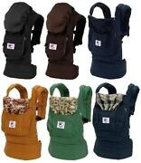Ergo Baby Carrier Green