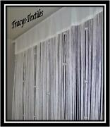 crystal beaded curtains ebay. Black Bedroom Furniture Sets. Home Design Ideas