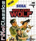 Shooter-Videospiele für das Sega Master System